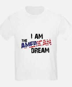 I Am The American Dream T-Shirt