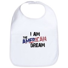 I Am The American Dream Bib