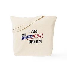 I Am The American Dream Tote Bag