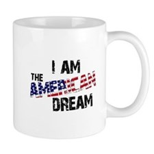 I Am The American Dream Mug