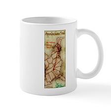 Appalachian Trail Vert. Antique Mug