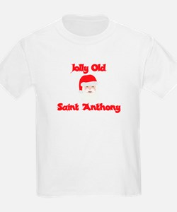 Jolly Old Saint Anthony T-Shirt