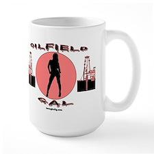 Oilfield Gal Mug