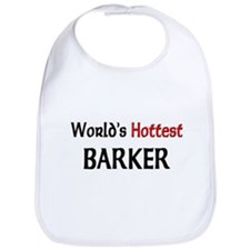 World's Hottest Barker Bib