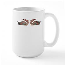 Two Native Loons Ceramic Mugs