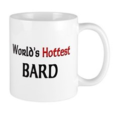 World's Hottest Bard Mug