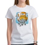 Just Married Car Women's T-Shirt