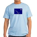 Alaska Flag Light T-Shirt