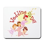 Wedding Bouquet Mousepad