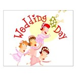 Wedding Bouquet Small Poster