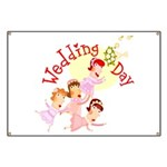 Wedding Bouquet Banner