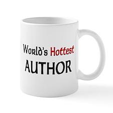 World's Hottest Author Mug