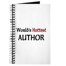 World's Hottest Author Journal