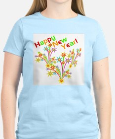 Happy New Year T-Shirt