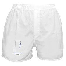hung Boxer Shorts
