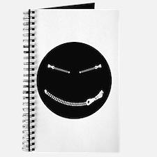 Bondage Smiley Journal