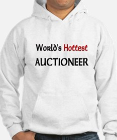 World's Hottest Auctioneer Hoodie