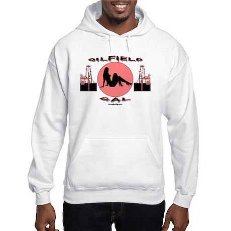 Oilfield Gal Hooded Sweatshirt