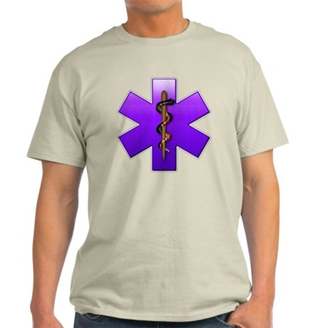 Star of Life(Violet) Light T-Shirt