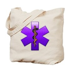 Star of Life(Violet) Tote Bag