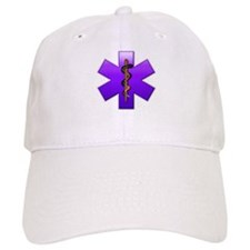 Star of Life(Violet) Baseball Cap