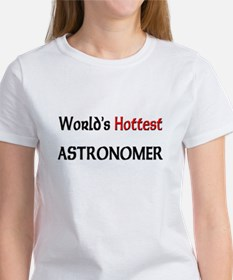 World's Hottest Astronomer Tee