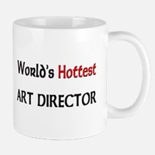 World's Hottest Art Director Mug