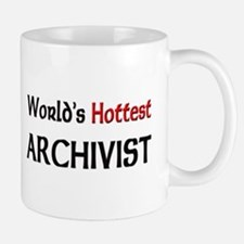 World's Hottest Archivist Mug
