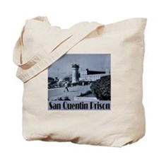 San Quentin Tote Bag