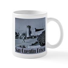 San Quentin Small Mug