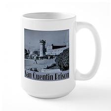 San Quentin Mug