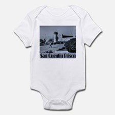 San Quentin Infant Bodysuit
