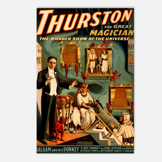 Thurston Egyptian Postcards (Package of 8)