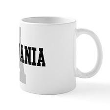 PA Pennsylvania Mug