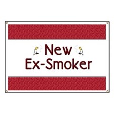 New Ex-Smoker Banner
