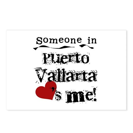 Someone in Puerto Vallarta Postcards (Package of 8