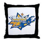 ComicsPriceGuide Throw Pillow