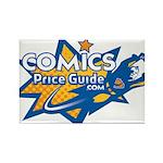 ComicsPriceGuide Rectangle Magnet
