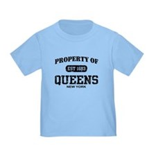 Property of Queens T