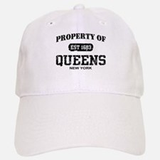 Property of Queens Baseball Baseball Cap
