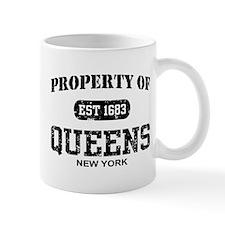 Property of Queens Mug