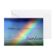 Rainbow Survivor Greeting Card