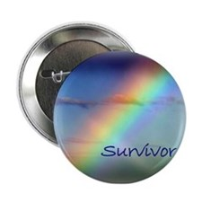 """Rainbow Survivor 2.25"""" Button"""