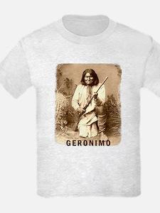 Geronimo Native American Apache T-Shirt