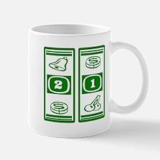 21st Birthday Gamble Mug