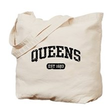 Queens Est 1683 Tote Bag