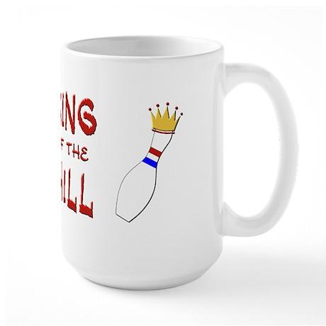 King of the Hill Large Mug