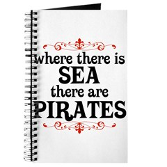 There are Pirates Journal