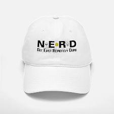 NERD Baseball Baseball Cap