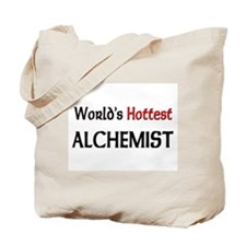World's Hottest Alchemist Tote Bag